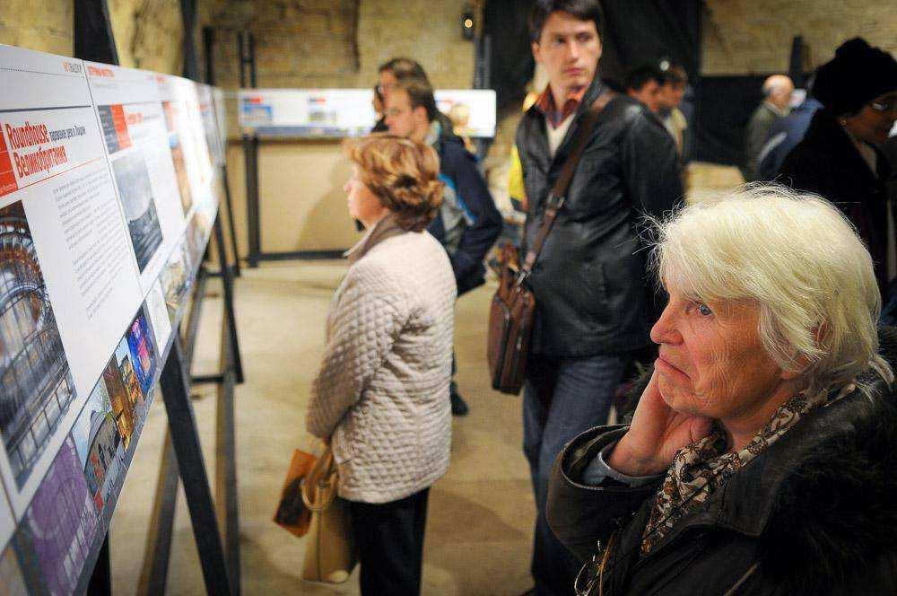 Выставка «Потерянная магистраль. Российские железные дороги 2003–2013»