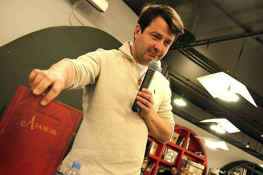 Вадим Мещеряков. Издатель