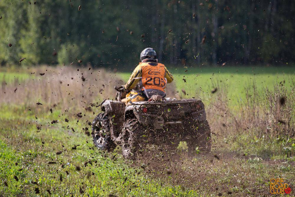 Can-Am Trophy Russia 2013