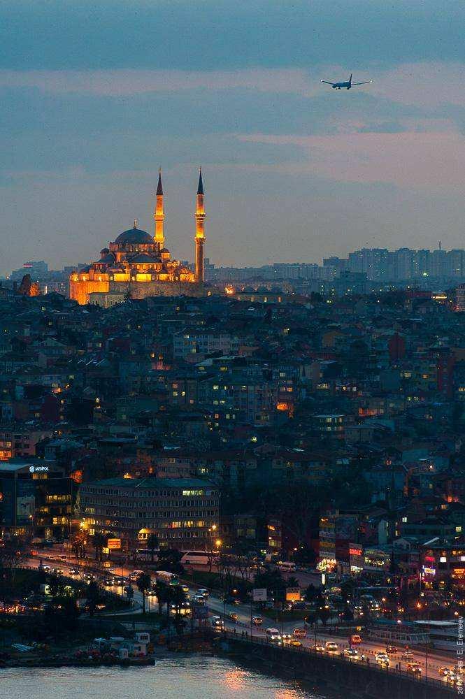 Европейский Стамбул