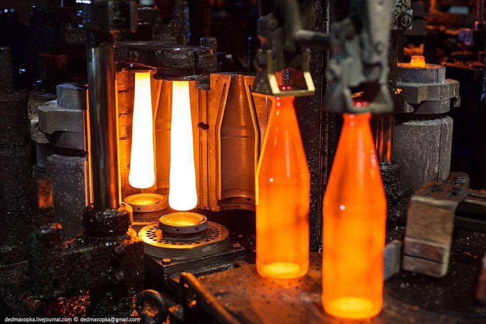 Производство стеклотары