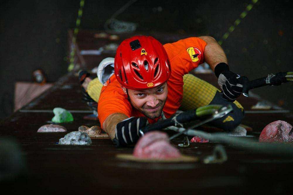Альпинистское двоеборье
