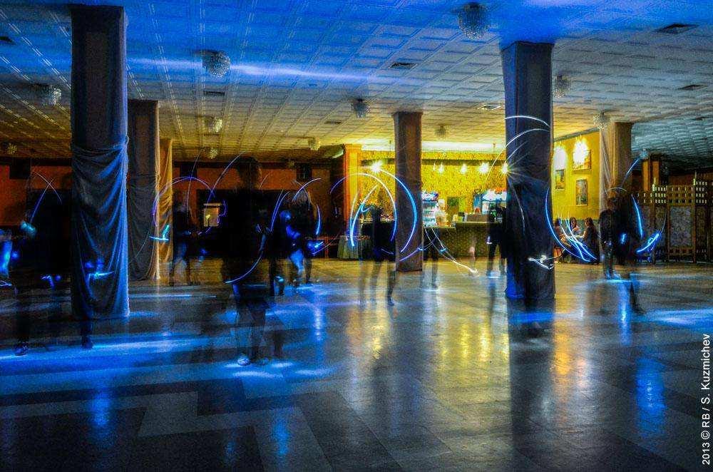 Ночь искусств в Финансовом университете