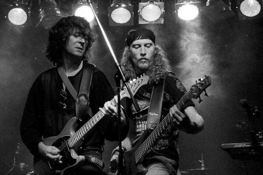 Oddiss выступили на ночном рок-фестивале