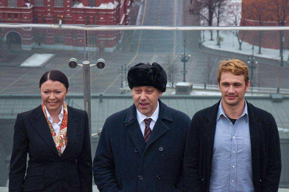 «Оз: Великий и ужасный» в Москве