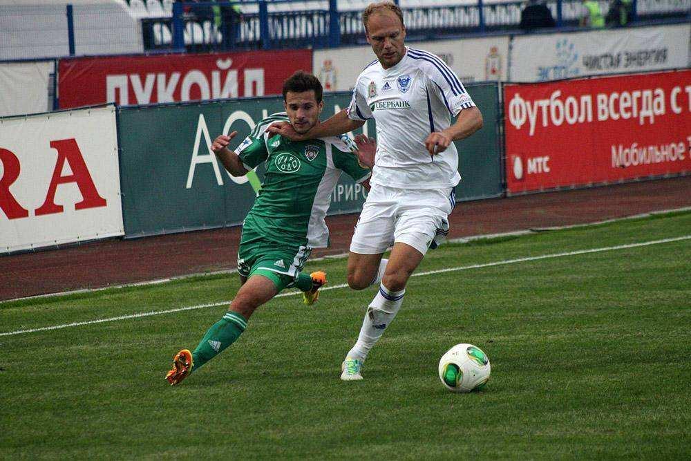 «Волга» — «Терек»