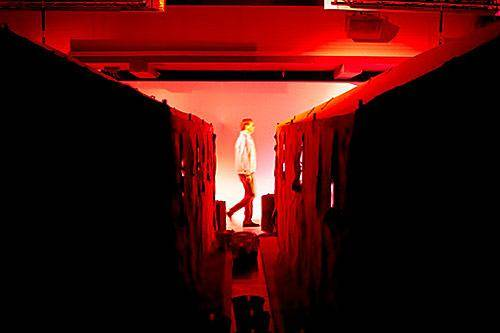 Спектакль «Три дня в аду». Фото: пресс-служба Театра Наций