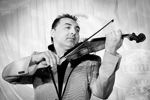 Скрипач-виртуоз Тигран Петросян