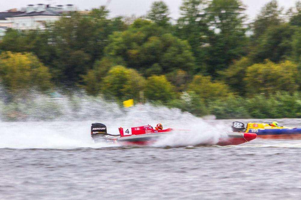 Чемпионат мира по водно-моторному спорту U.I.M.