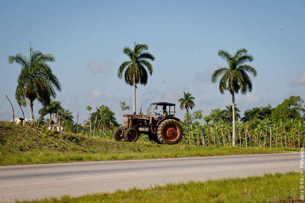 Куба. Виньялес.