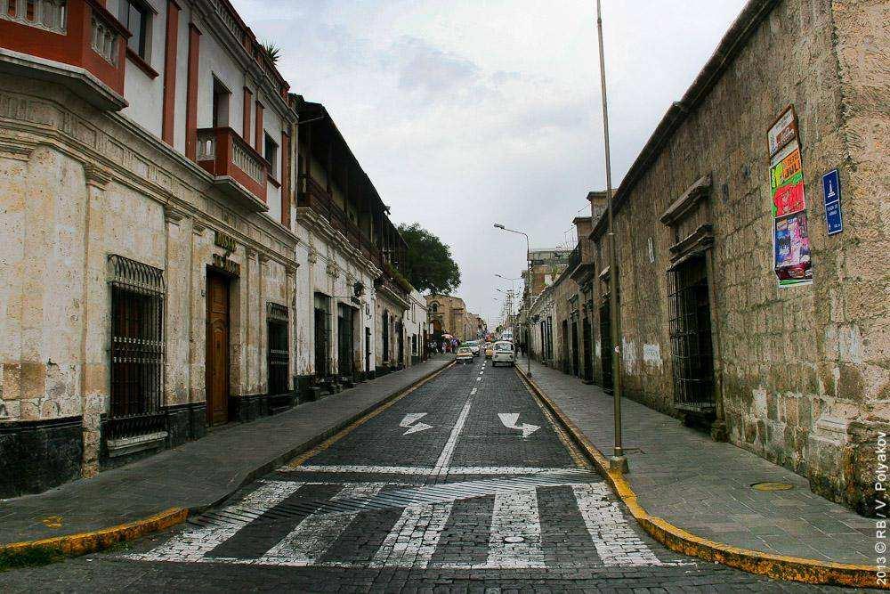 Арекипа. Перу