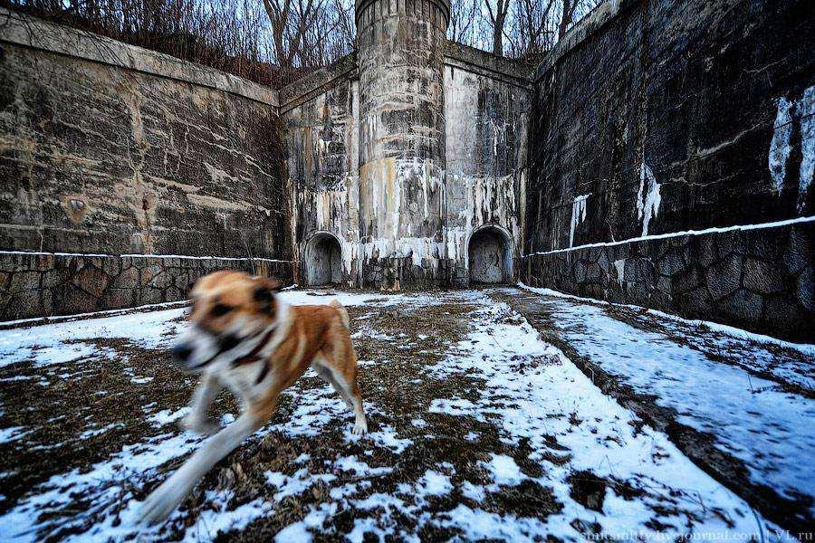 Хранитель Владивостокской крепости