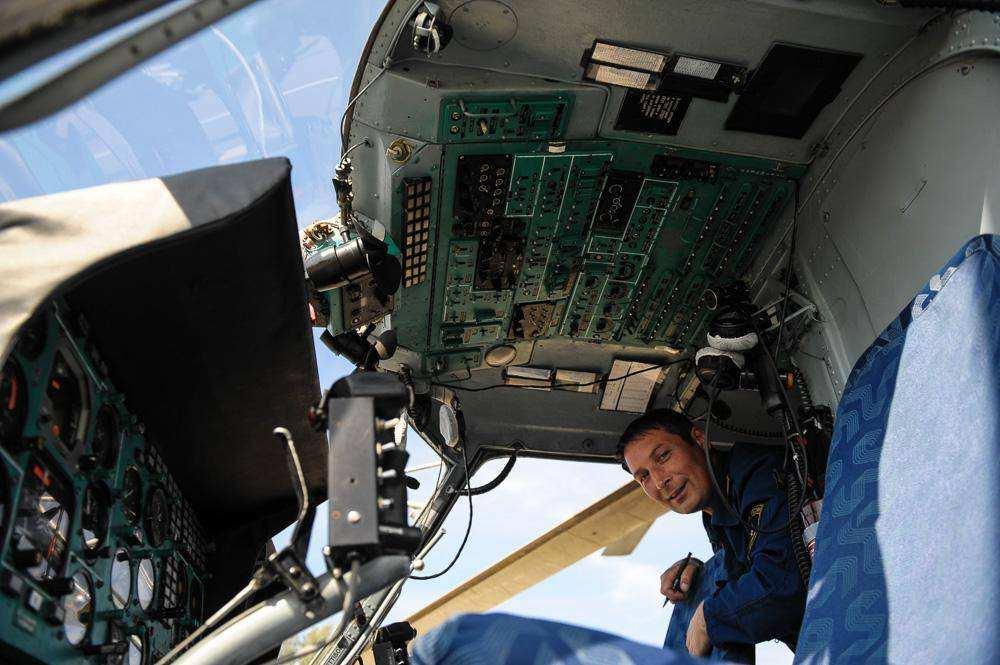 Ка-32А: история одного вертолета