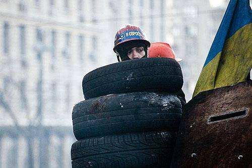 Майдан. Фото: Георгий Малец