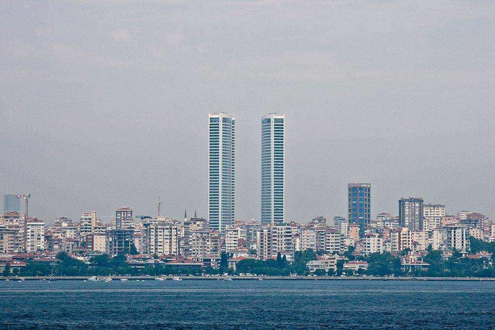 Неевропейский Стамбул