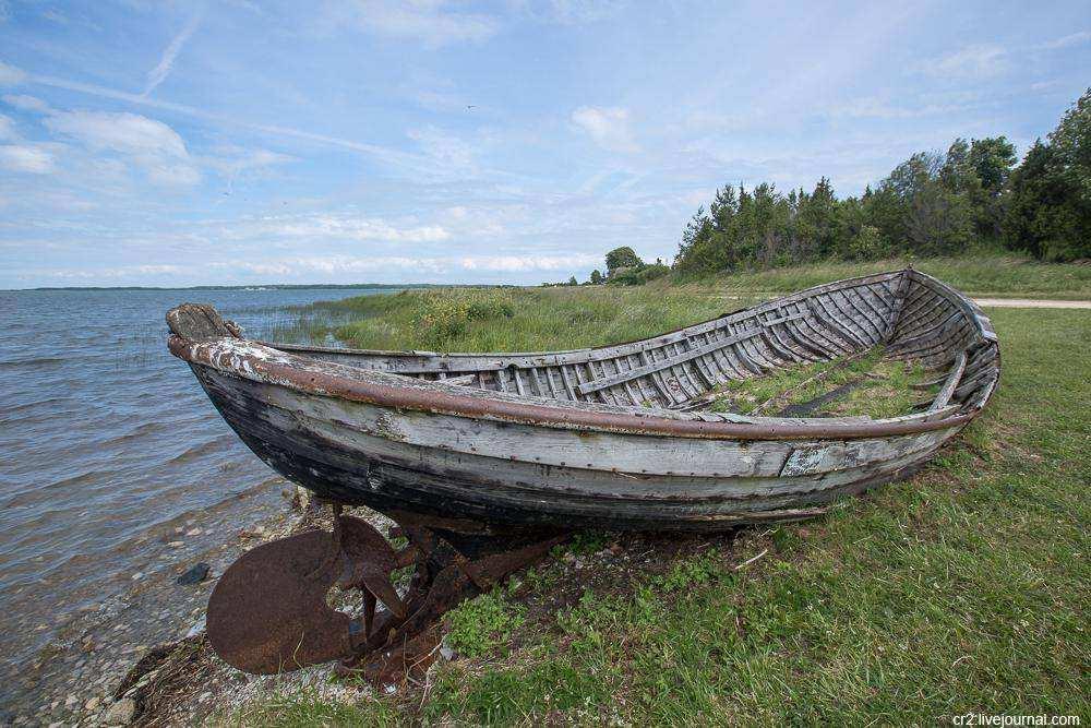 Остров Сааремаа, Эстония