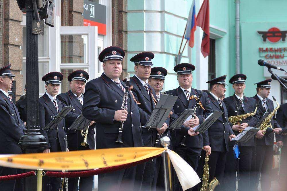 Памятника прощание славянки