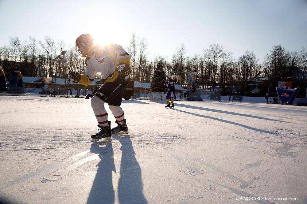 Москва выбрала участников чемпионата мира Red Bull Crashed Ice