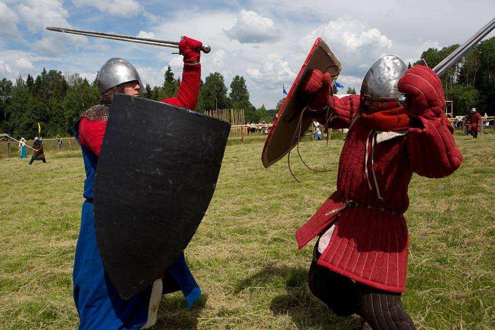 Фестиваль Средневековья «Риттервег»