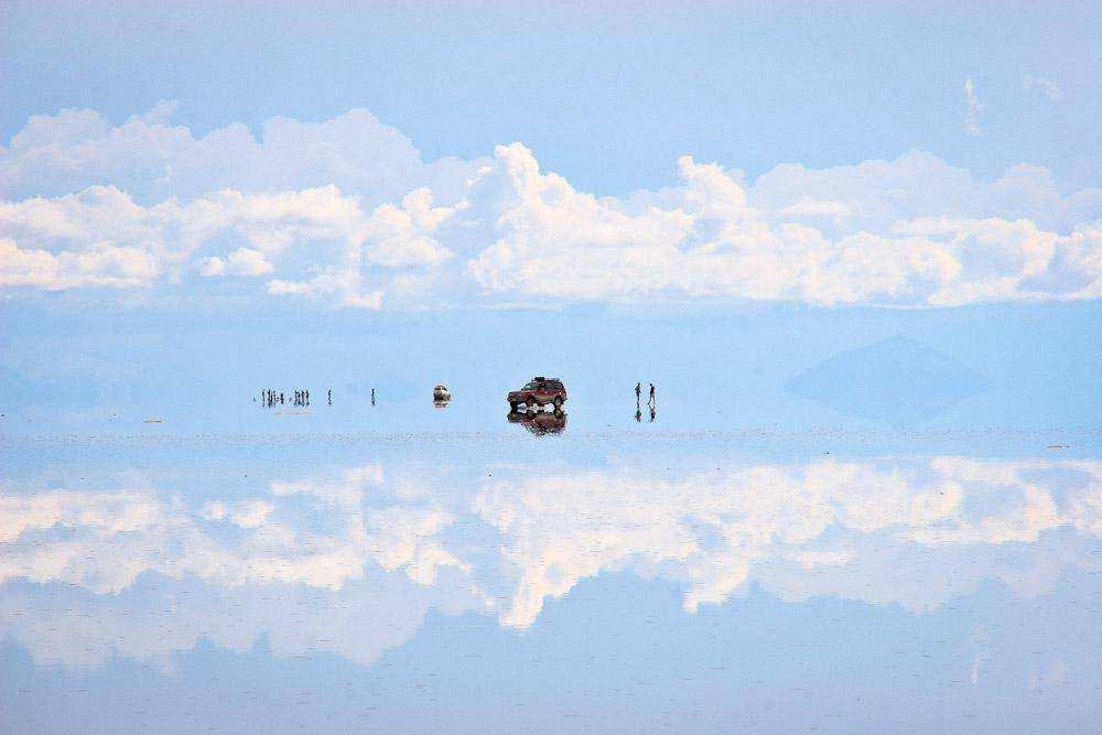 Солончак Уюни - Salar de Uyuni