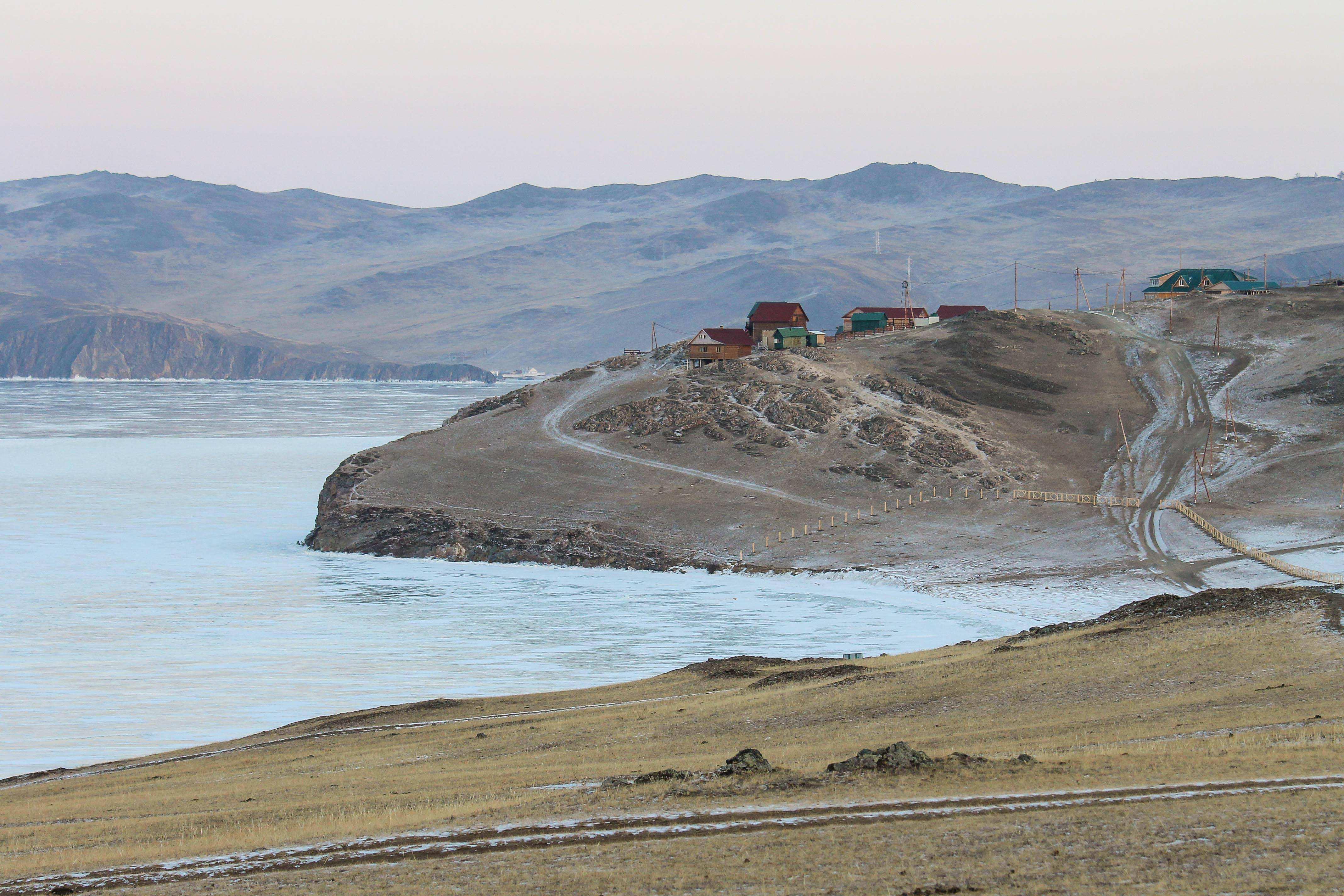 Сибирская дорога к Малому морю