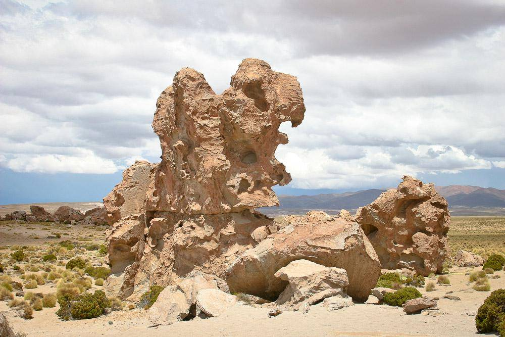 Национальный парк Эдуардо Абароа