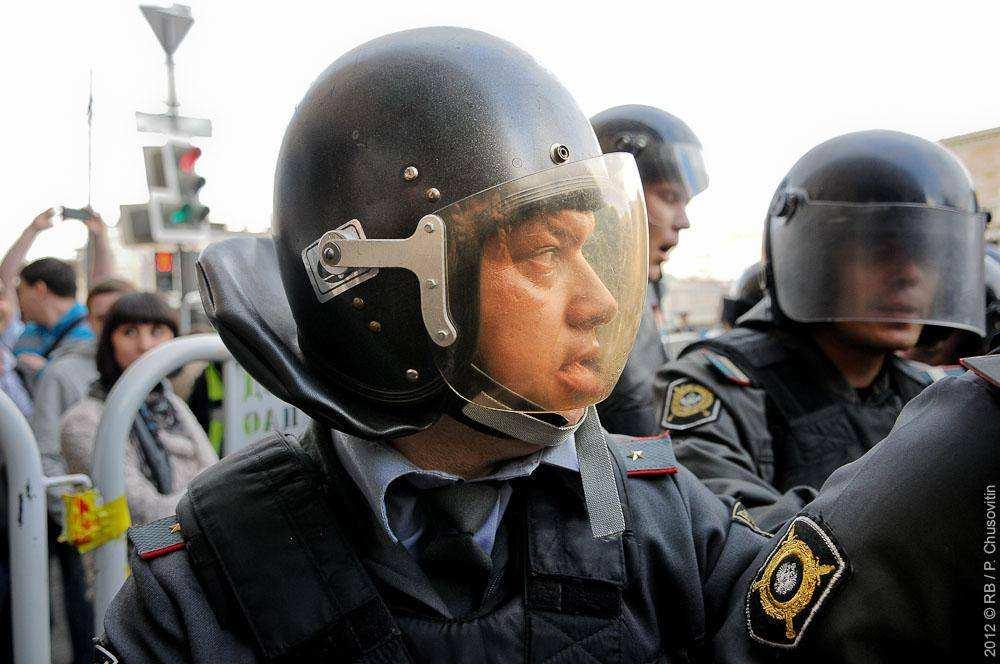 Полицейский. Стратегия-31