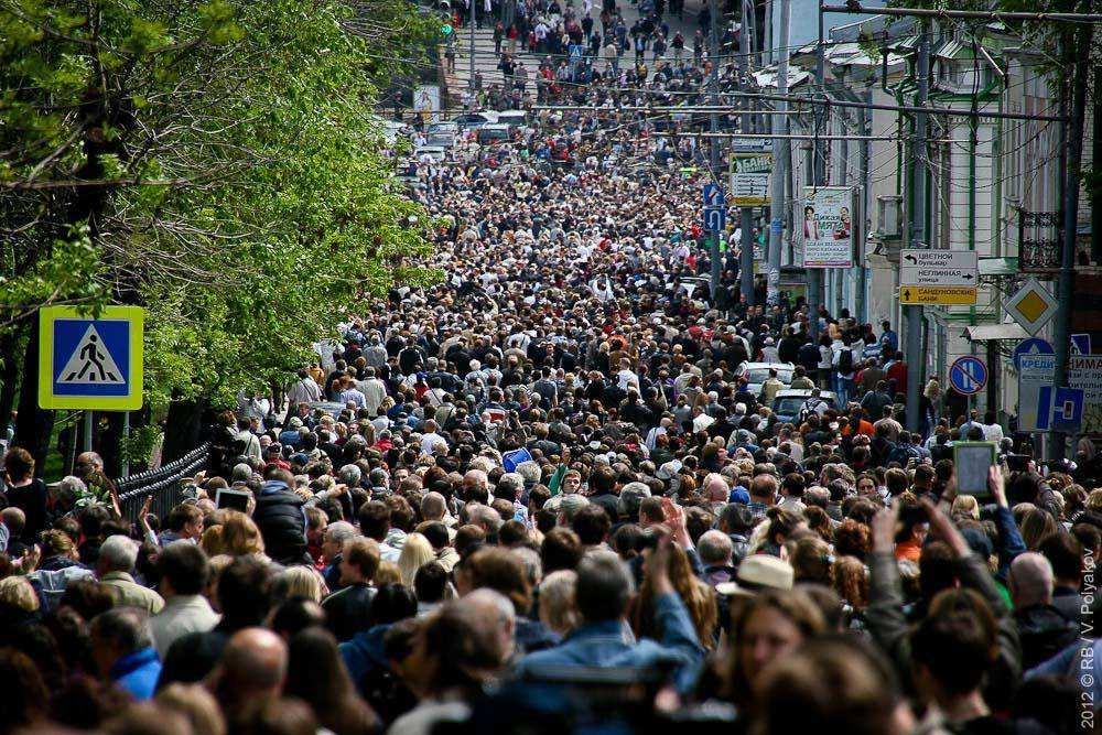 Контрольная прогулка писателей по бульварам