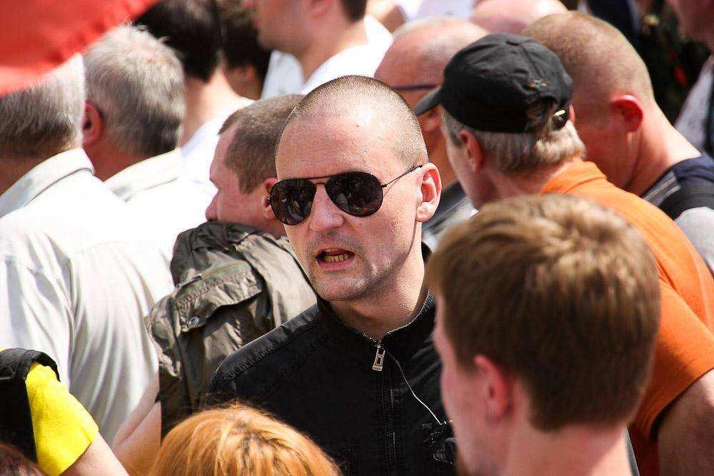 Сергей Удальцов. Марш миллионов 12 июня 2012 года