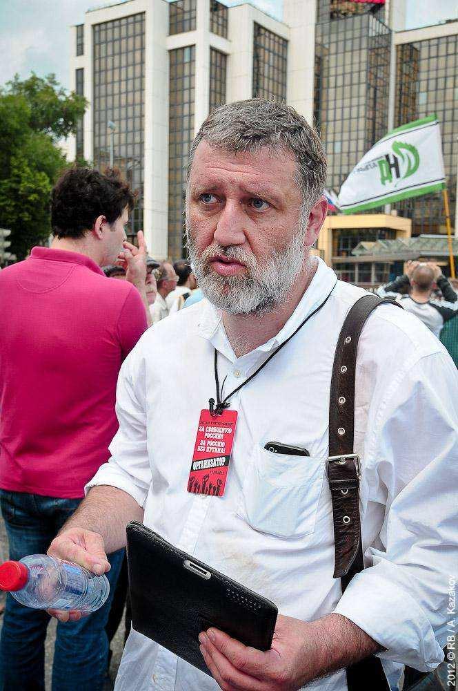 Сергей Пархоменко. Марш миллионов 12 июня 2012 года