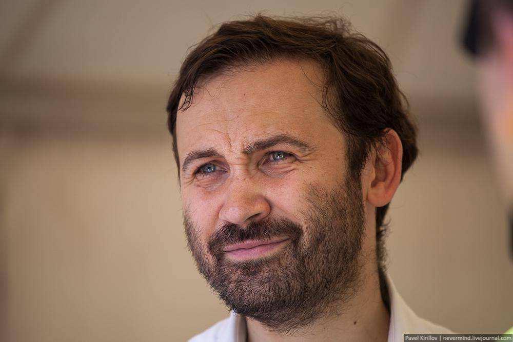 Илья Пономарев. Марш миллионов 12 июня 2012 года