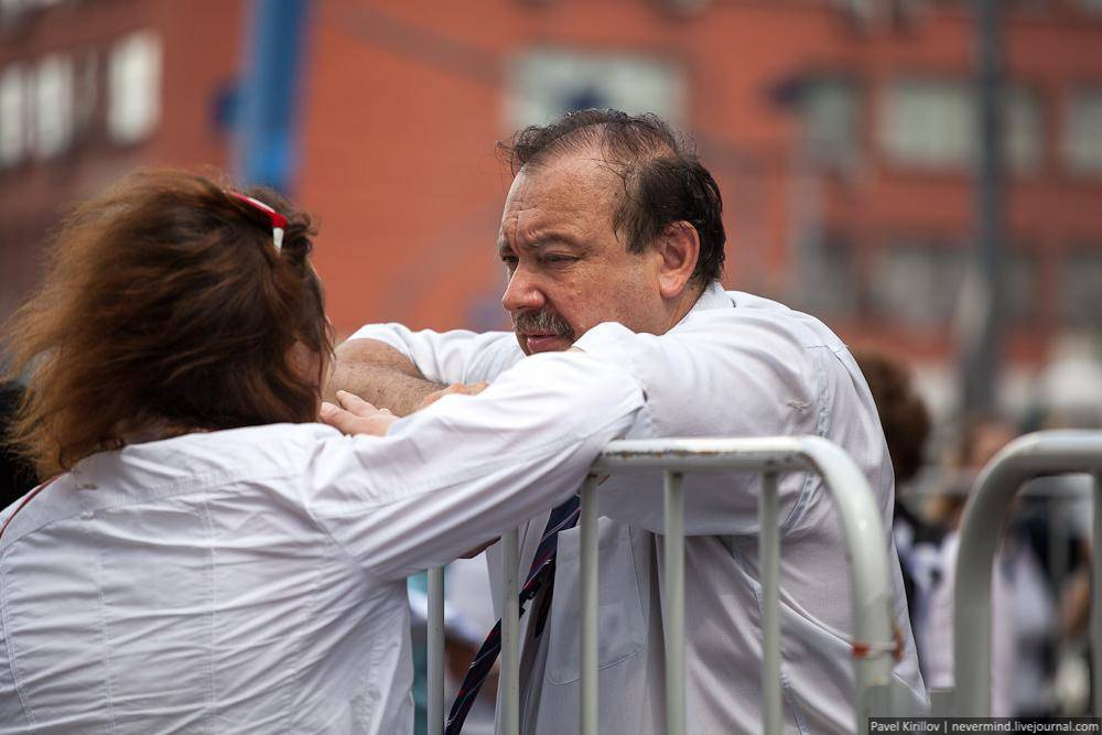 Геннадий Гудков. Марш миллионов 12 июня 2012 года