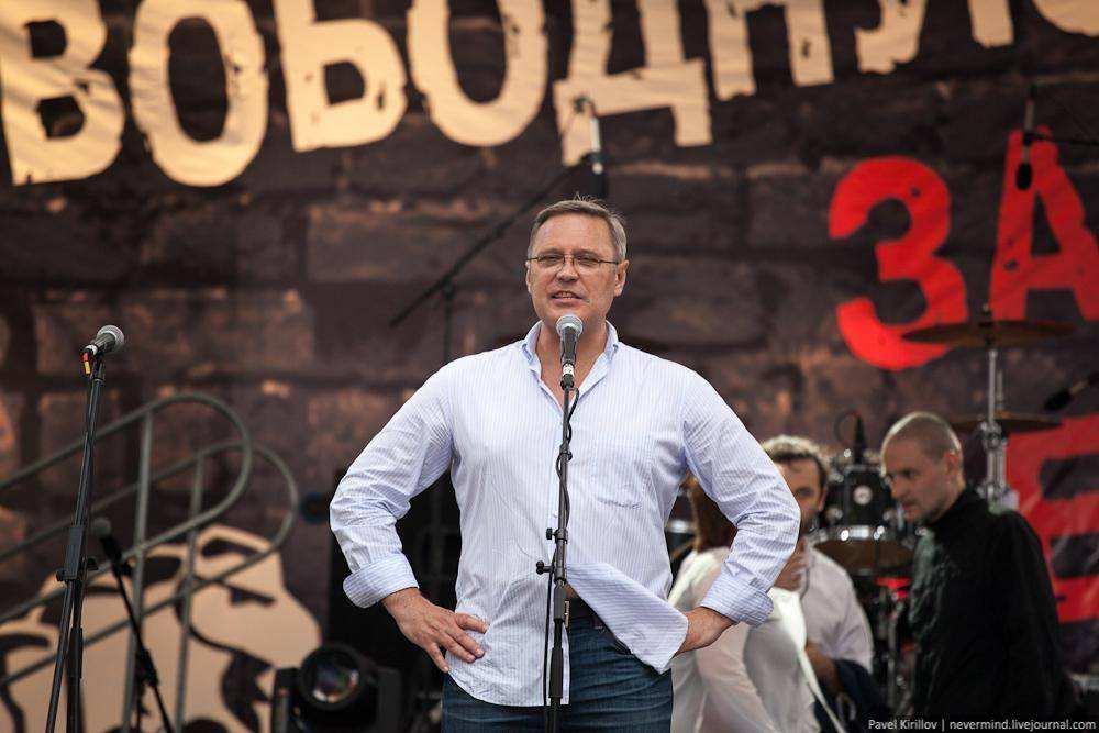 Михаил Касьянов. Марш миллионов 12 июня 2012 года
