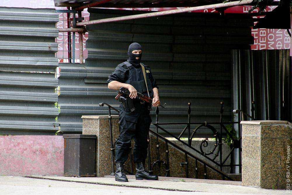 ОМОН блокировал офис Роспила Навального
