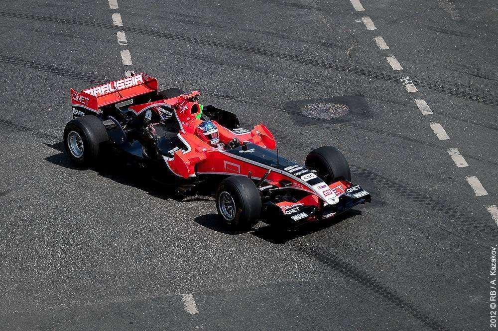 Formula-1 в Москве