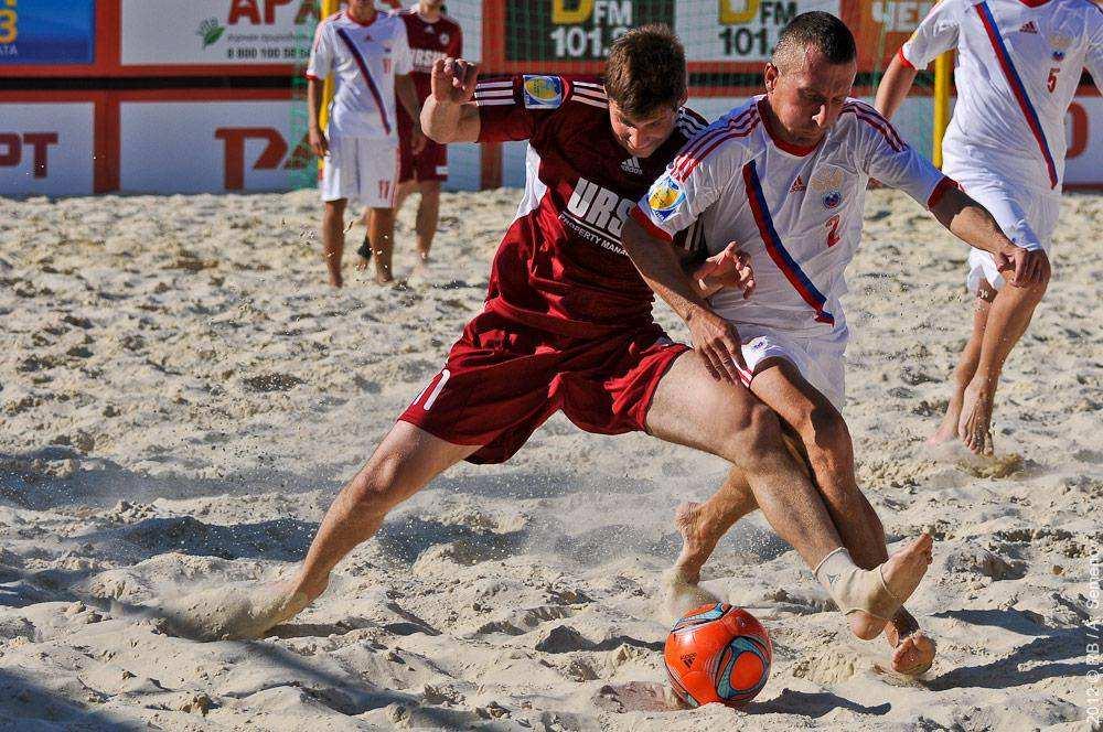Кубок мира ФИФА по пляжному футболу