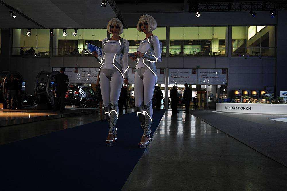 Московский автосалон 2012