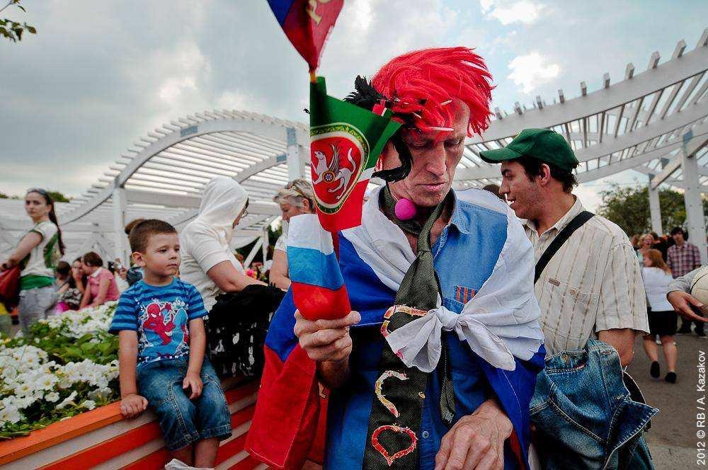 Фестиваль уличного театра и карнавальной культуры Однажды в парке