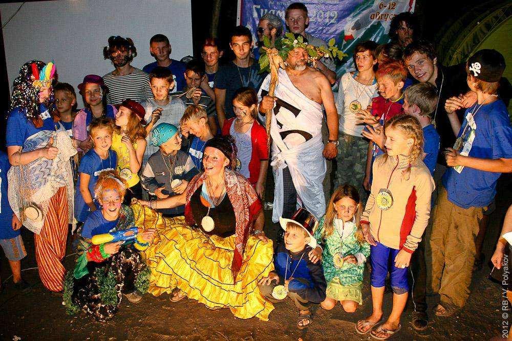 Фестиваль скалолазания Гуамка - 2012