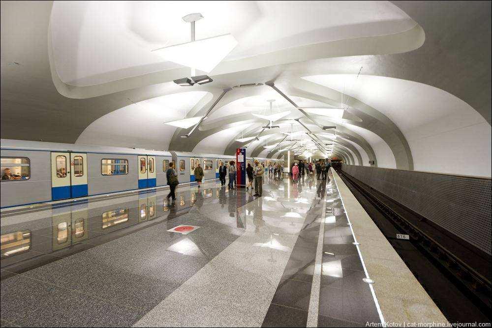 Станция Новокосино