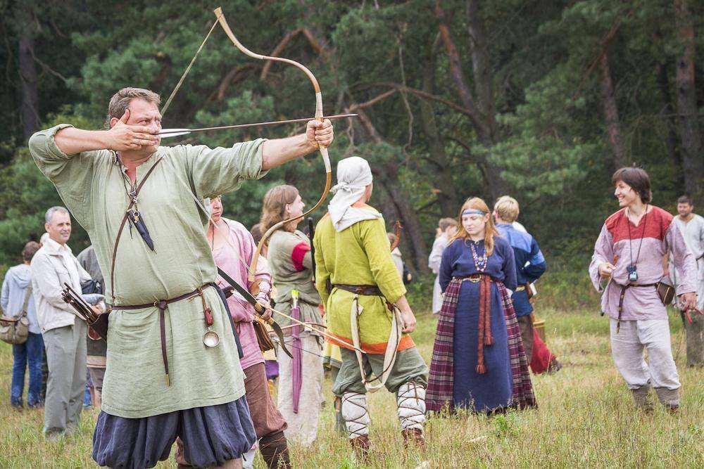 Фестиваль исторической реконструкции Воиново поле