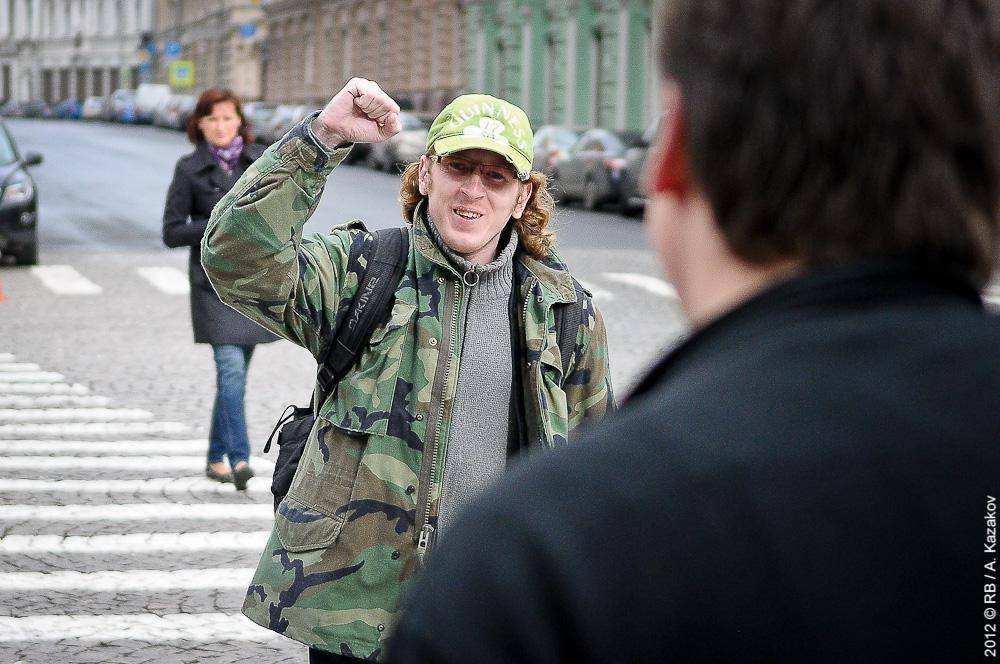 день рождения русского блоггера
