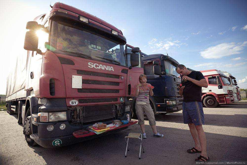 Автостопом до Байкала: Москва - Челябинск