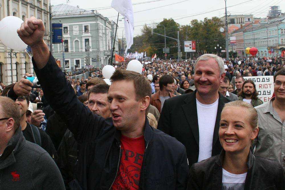 Алексей Навальный. Третий Марш миллионов 15 сентября