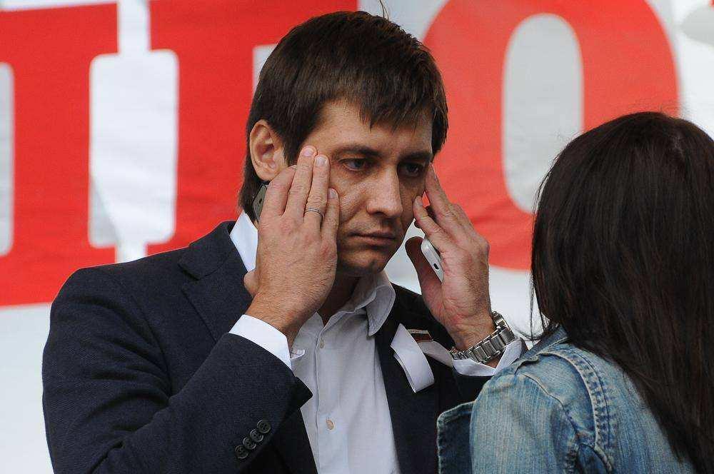Дмитрий Гудков. Третий Марш миллионов 15 сентября
