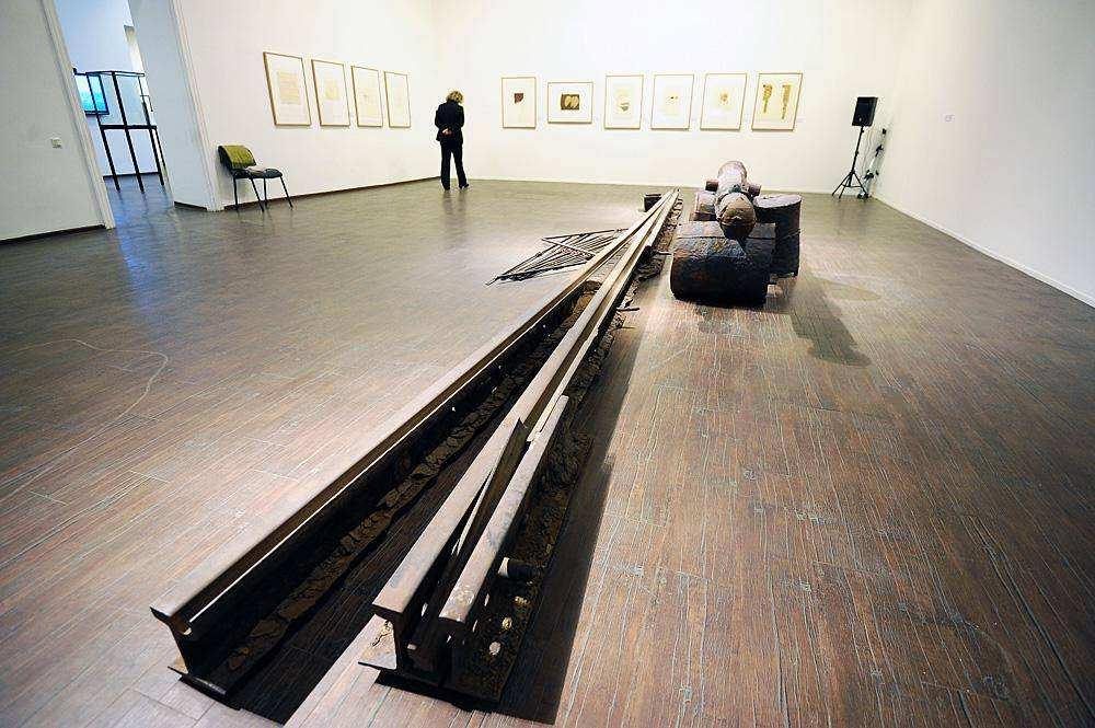 Йозеф Бойс в Музее современного искусства