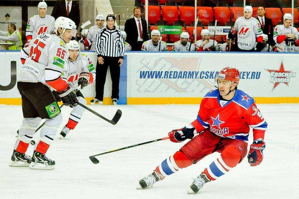 Новокузнецкий Металлург разгромил ЦСКА
