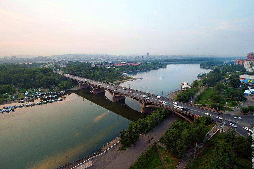 Высотный Красноярск