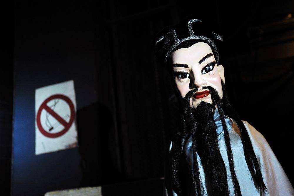 киитайские кулы в театре Образцова