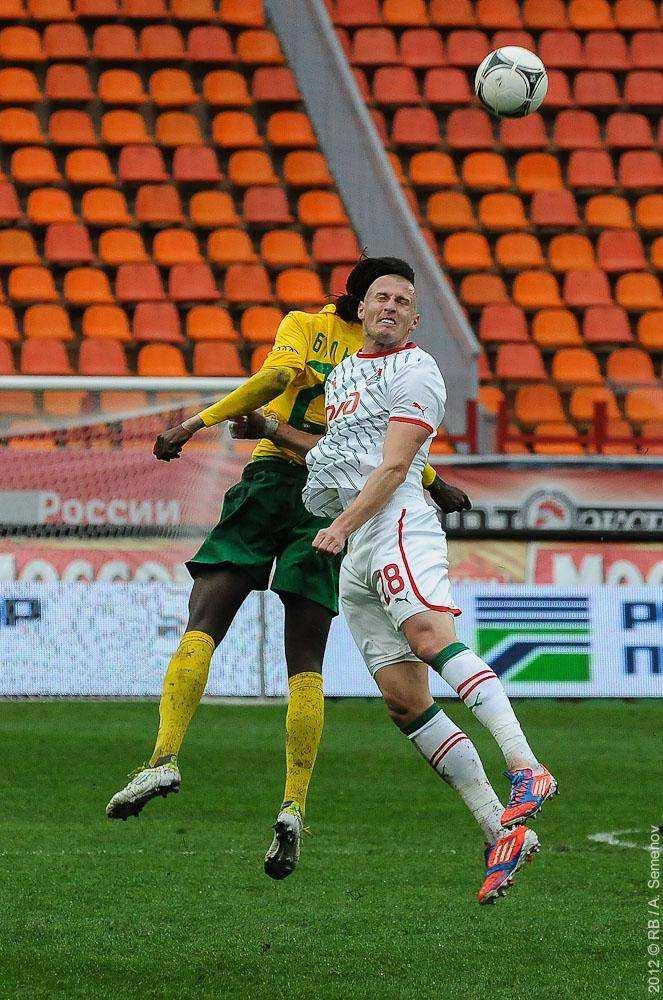 Кубань - Локомотив
